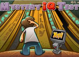 Mystery IQ Test